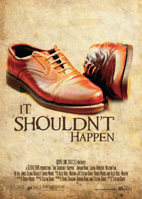 it shoudln't happen poster